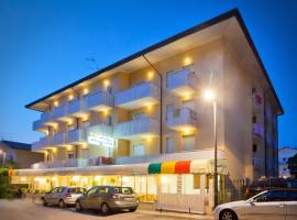 Hotel Augusta, hotel in Caorle