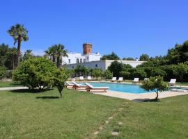Masseria Incantalupi, hotel con piscina a San Vito dei Normanni