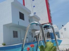 Hotel BKBG, hotel in Lomé