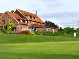 Golf Hotel Mergelhof, hotel in Gemmenich