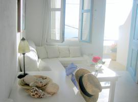 Studios Anemomilos, ξενοδοχείο στην Αστυπάλαια Χώρα