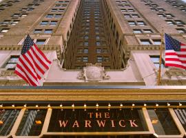 Warwick New York, hotel in New York