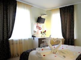 Avantazh Hotel, hotel in Saratov