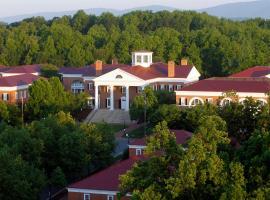 University of Virginia Inn at Darden, hotel in Charlottesville