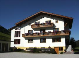 Haus Alpina, Pension in Berwang