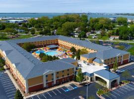 Cedar Point's Express Hotel, hotel near Kalahari Waterpark, Sandusky