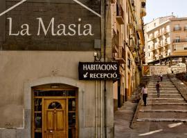 Hostal La Masia, hotel en Manresa