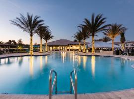 Balmoral Resort Florida, villa in Haines City