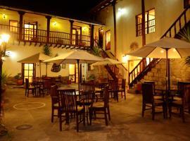 Unaytambo Boutique Hotel Cusco, отель в городе Куско