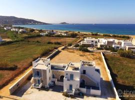Blue Harmony Apartments, hotel near Plaka Beach, Plaka