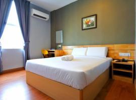 Hotel Dutaria, hotel in Ipoh