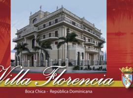 Villa Florencia, room in Boca Chica