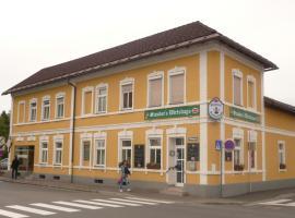 Stadtschenke, Hotel in der Nähe von: Hauptbahnhof Villach, Villach