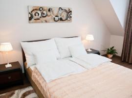 Ametiszt Apartman, hotel poblíž významného místa Termální jezero Hévíz, Hévíz