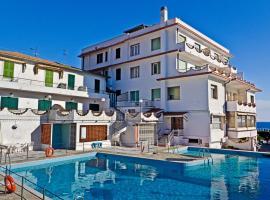 Hotel Ariston Montecarlo, hotel a Sanremo
