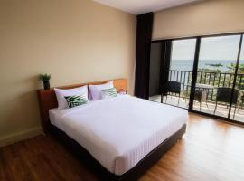 The Pat Hotel, hotel in Jomtien Beach