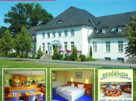 Residenzia Hotel Grenadier, Hotel in der Nähe von: Golf Club Soltau, Munster im Heidekreis