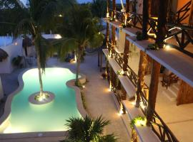 Tierra Mia Boutique Hotel, hotel in Holbox Island