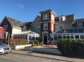 Chieftain Hotel, hotel in Inverness