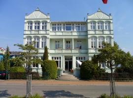 Hotel Schloonsee Garni, hotel near Baltic Hills Golf Usedom, Bansin