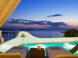 Harmony Boutique Hotel, romantic hotel in Mikonos