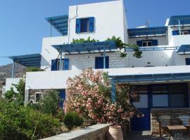 Helena's Apartments , ξενοδοχείο κοντά σε Παραλία Τρεις Κλησιές, Μαγγανάρι