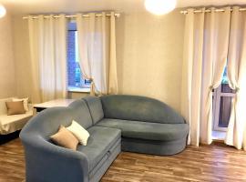 Apartment on Komsomolskaya st.14, apartment in Berdsk