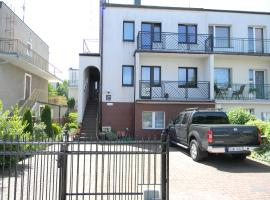 Pokoje gościnne Zenon Nogal, pet-friendly hotel in Świnoujście