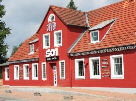 Motel 501, hotel in Grömitz