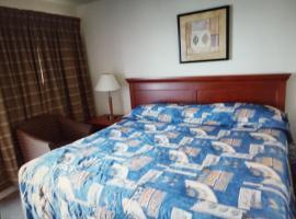 Star Inn by Elevate Rooms, motel in Niagara Falls