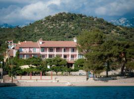 Hotel Villa Barbat, hotel in Rab