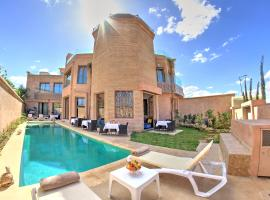 Palais d'hôtes Darsor, hotel romantico a Marrakech