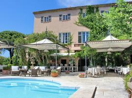 Mas De Chastelas, hotel in Saint-Tropez