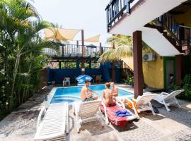 Papaya Lodge, lodge in La Libertad