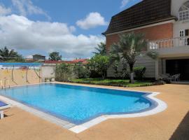 Residence Eburnea, hotel in Abidjan