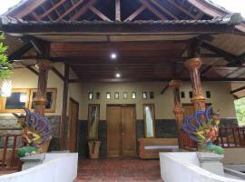 Villa Bale Seni, family hotel in Mataram