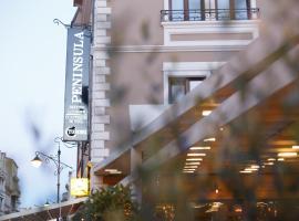 Peninsula Boutique Hotel, hotel in Constanţa