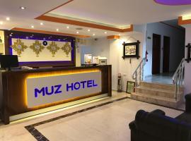 Muz Hotel, отель в городе Аланья