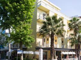 Hotel La Nidiola, hotell i Riccione