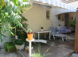 Chez Régine et Grégoire, location de vacances à Marseille