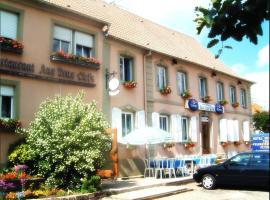 Aux Deux Clefs, hôtel à Petersbach