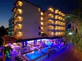 Hatipoglu Beach Hotel, отель в городе Аланья