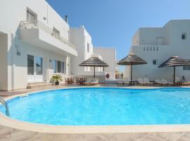 Villa Adriana Hotel, hotel near Plaka Camping, Agios Prokopios