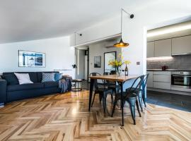 The Park Apartments, hotel in Zadar
