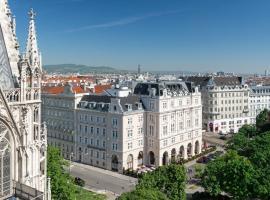 Hotel Regina, отель в Вене, рядом находится Венская ратуша