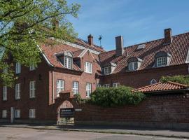 Halmstad Hotell & Vandrarhem Kaptenshamn, hostel in Halmstad