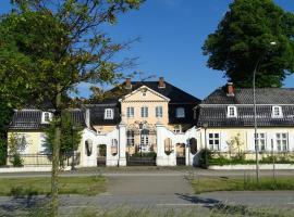 Lübecker Krönchen, hotel v mestu Lübeck