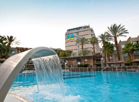 U Coral Beach Club Eilat – Ultra All inclusive, hotel a Eilat