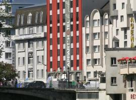Appart'hotel le Pèlerin, hotel in Lourdes
