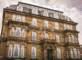 Tynemouth Grand Hotel, hotel near Bedlingtonshire Golf Club, Tynemouth